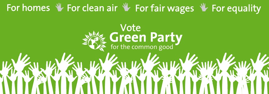 for the common good Green Party